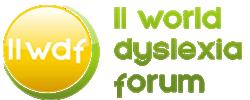 .: II World Dyslexia Forum 2014 :.